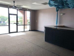 Key West Plaza Suite 1 Reception Area