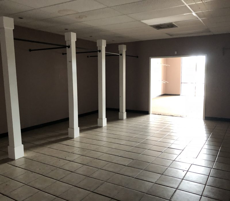 Key West Plaza Suite 1 Sales Floor & Changing rooms